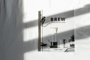 Photo of coffee book