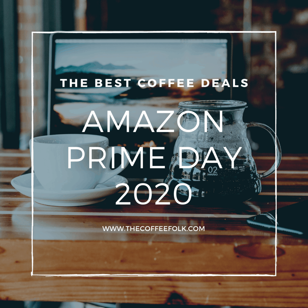 Amazon Prime Day Coffee Deals