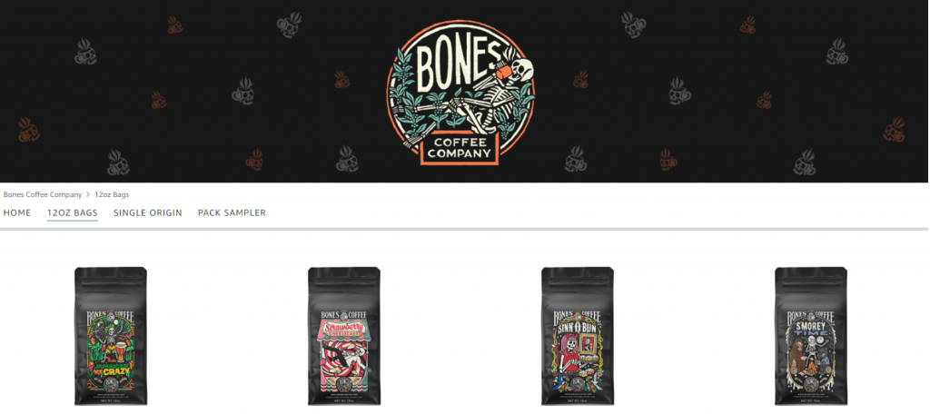Bones Coffee Review