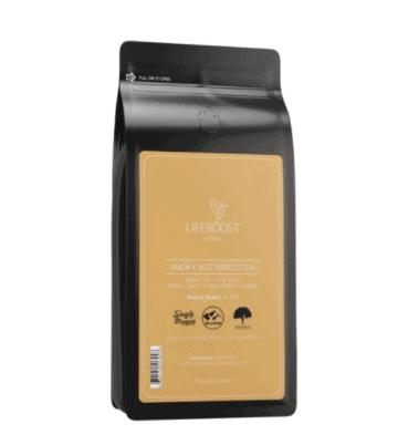 Organic Flavored Coffee