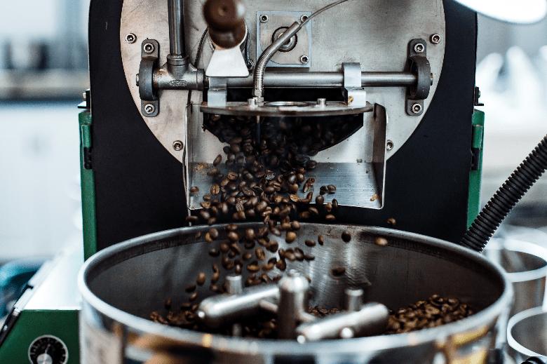 Roasting Organic Coffee