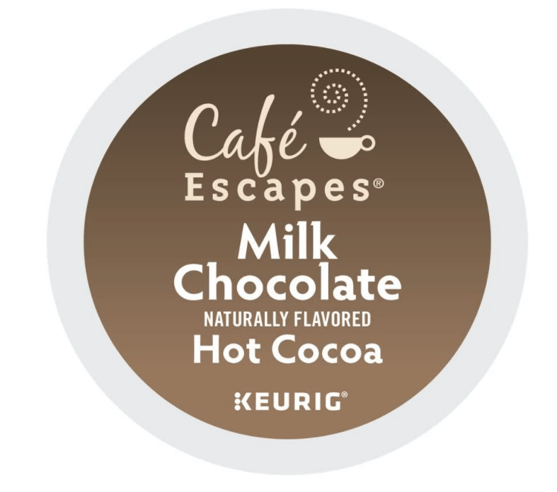 Best k-cup hot chocolate