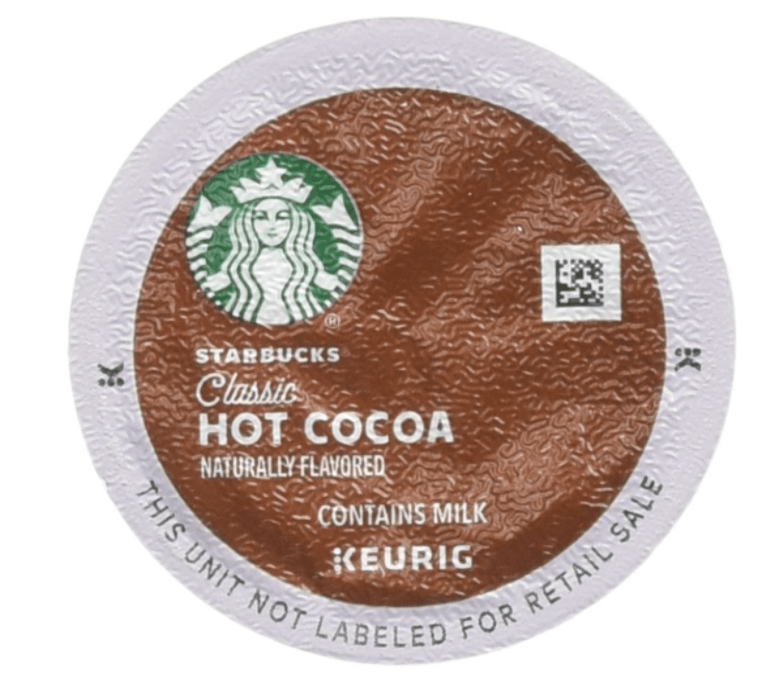 k cup hot chocolate