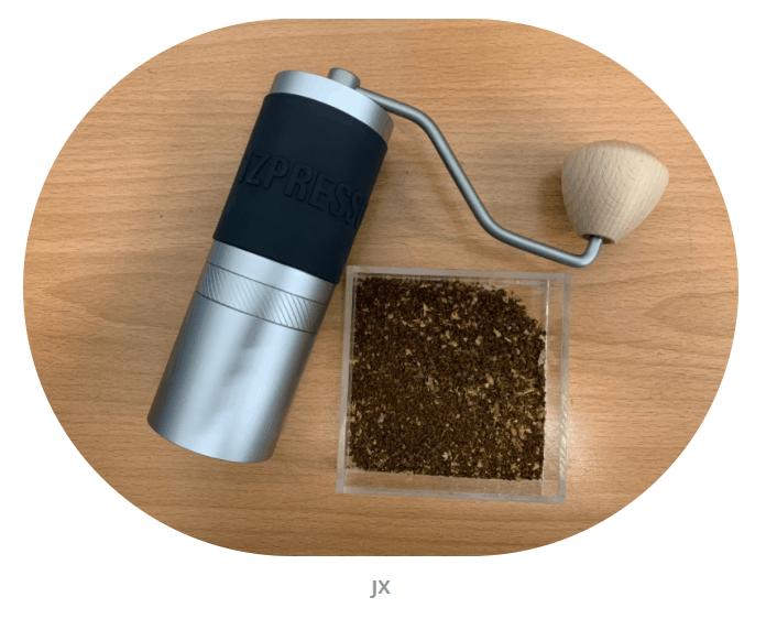1Zpresso JX Grind Consistency