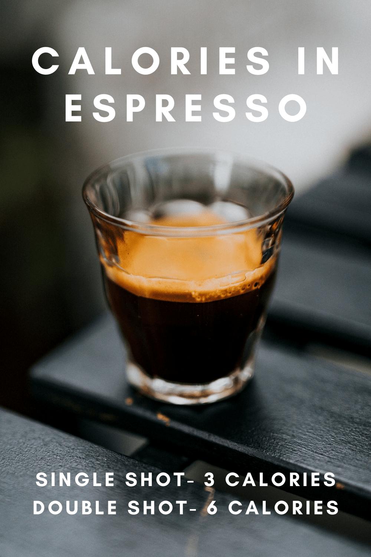 Espresso Calories