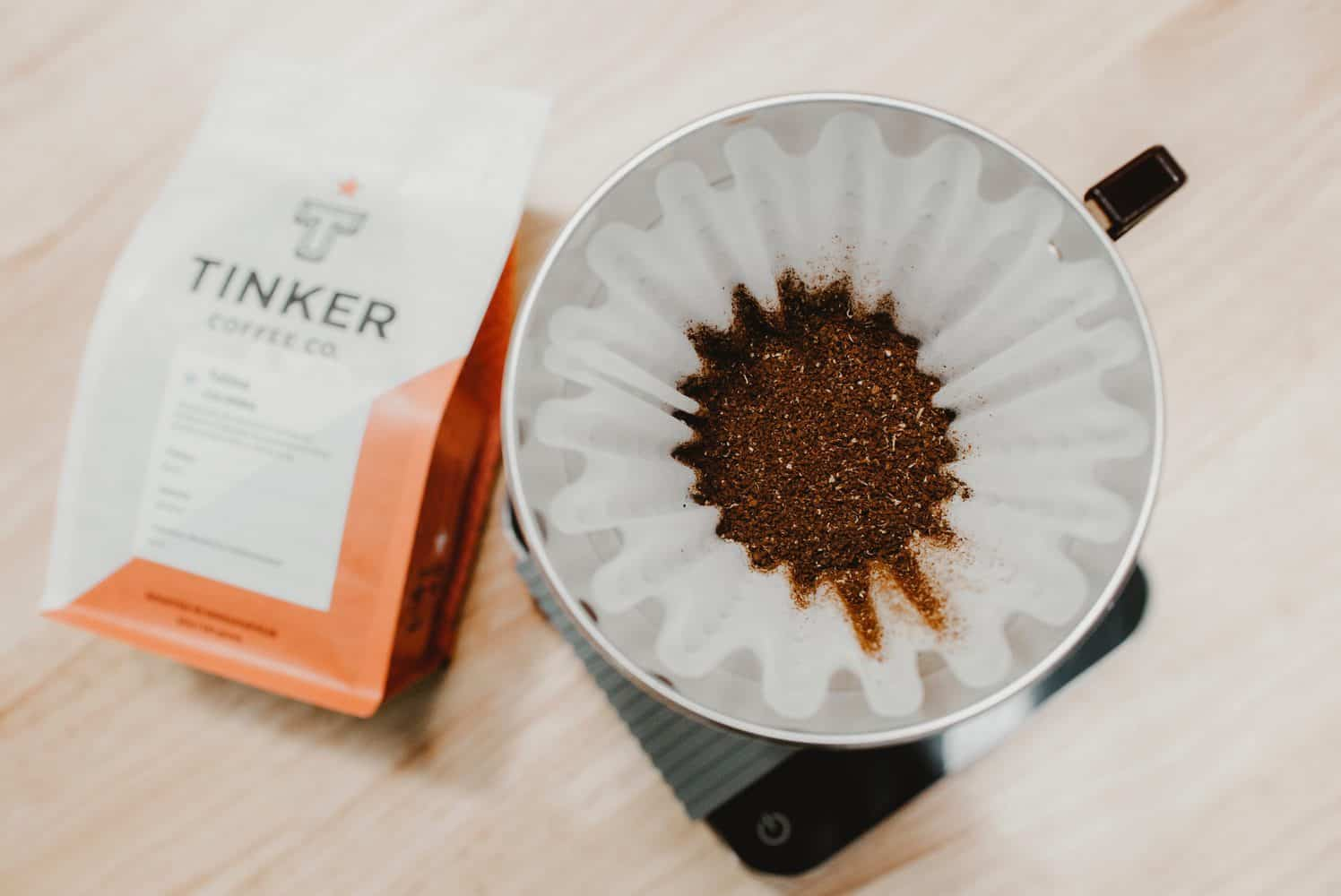 Pour Over Grind Size