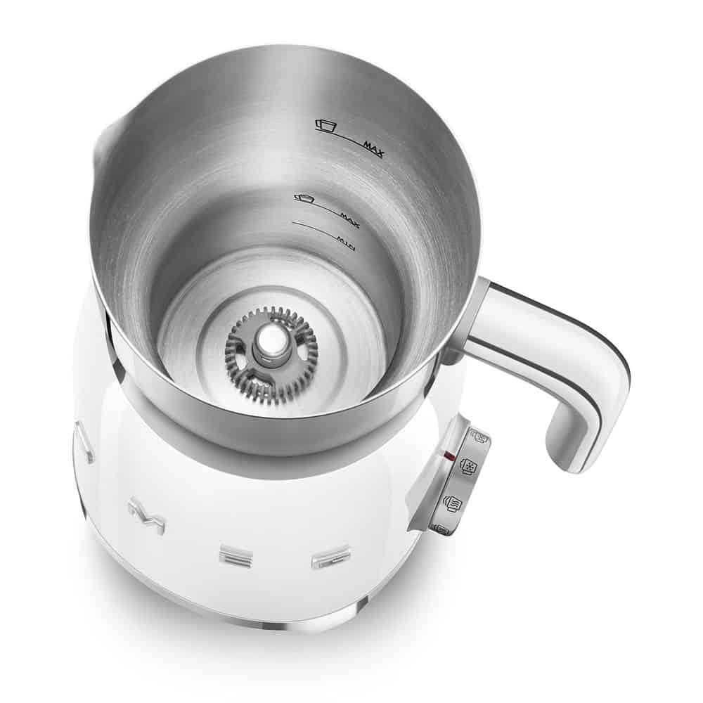 Smeg milk frother milk jug